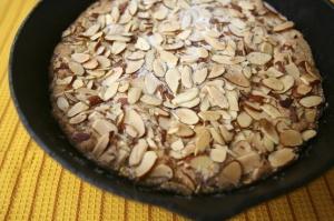 LAURA McKENZIE/Herald-Zeitung Skillet almond shortbread