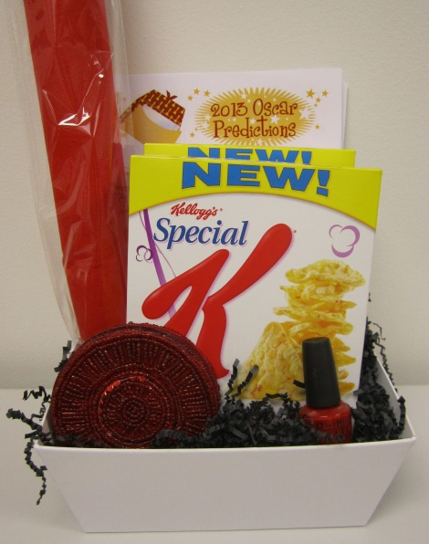 Special K Popcorn Chips Award Show Giveaway